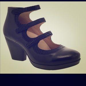 Dansko Marlene Ankle Boot - Black